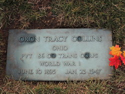 Oron Tracy Collins