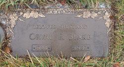 Orval Earl Blake