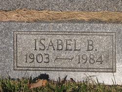 Isabel <i>Bray</i> Barnhart