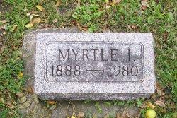 Myrtle I. <i>Prettyman</i> Ensey