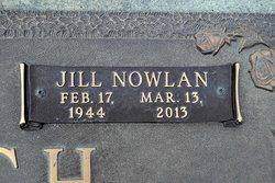 Jill <i>Nowlan</i> Hatch