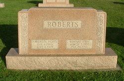 Nehersta Edith <i>Pierce</i> Roberts