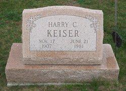 Harry C Keiser