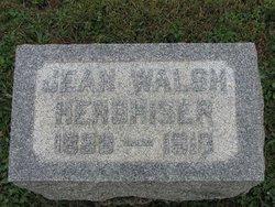 Jean <i>Walsh</i> Hershiser