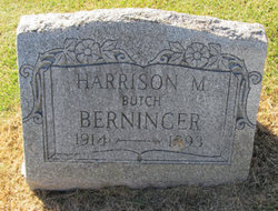 Harrison M. Butch Berninger