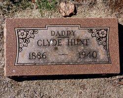 Clyde Hunt