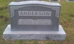 Ailey E Anderson