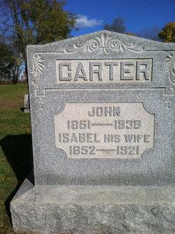 Isabel <i>McConnell</i> Carter