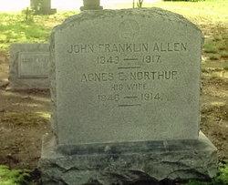 Agnes E <i>Northup</i> Allen
