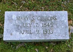 Mary S Gibbons