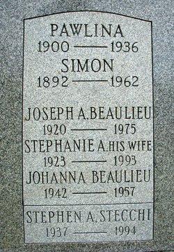 Joseph A Beaulieu