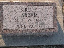 Bird Frank Bert Abram