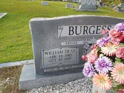 William Dean Burgess
