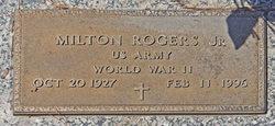 Milton Jr Rogers