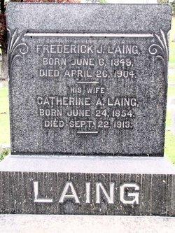 Catherine A <i>Long</i> Laing