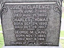 Joseph Clarence Laing