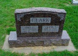 Oma Ella <i>Clark</i> Alderson