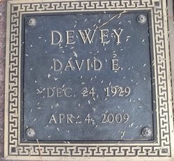 David E. Dewey