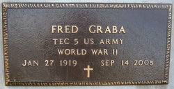 Fred Graba