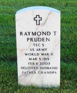 Raymond Thomas Pruden