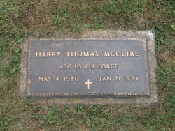 Harry Thomas Tommy McGuire