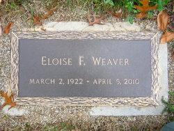 Eloise Weaver