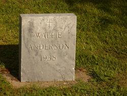 Wallie Anderson