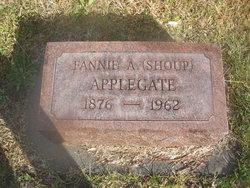 Fannie Abigail <i>Shoup</i> Applegate