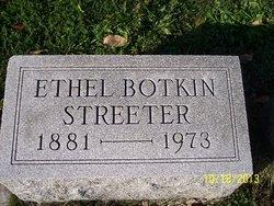 Ethel <i>Botkin</i> Streeter