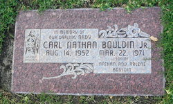 Carl Nathan Nady Bouldin, Jr
