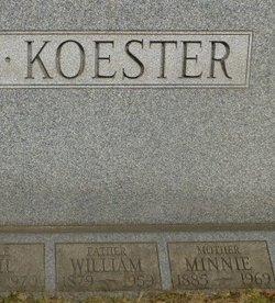 William E Koester