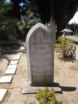Don Francisco De Haro