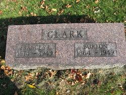 Frances E <i>Porteous</i> Clark