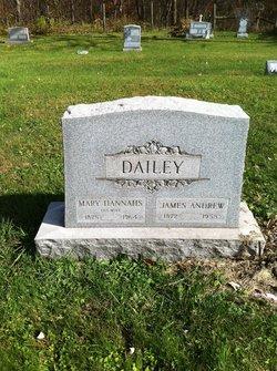 Mary Elizabeth <i>Hannahs</i> Dailey