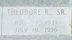 Theodore Roosevelt Anderson, Sr