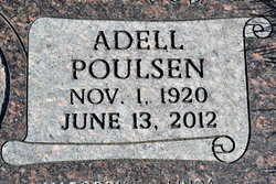 Adell <i>Poulsen</i> Overly