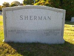 Georgia <i>Davison</i> Sherman