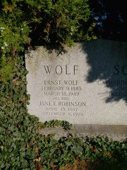 Ernst Wolf