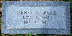Barney Ed Blair