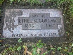 Ethel M Cornwall