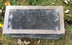Mary Elizabeth <i>Connelly</i> Charles