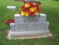 Fredonna Lee <i>Looney</i> Cook