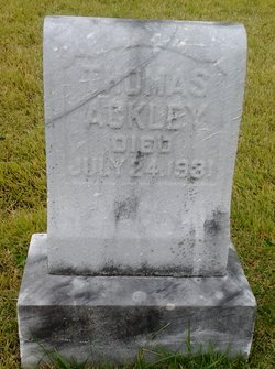 Thomas Ackley