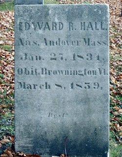 Edward Read Hall