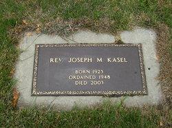 Fr Joseph M. Kasel