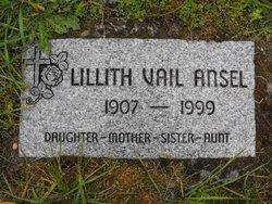 Lillith <i>Vail</i> Ansel