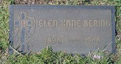 Helen Katherine <i>Kane</i> Bering