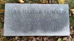 Ivan Hassler Howard