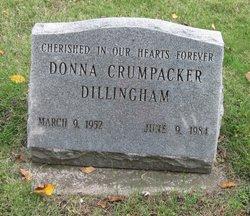 Donna <i>Crumpacker</i> Dillingham