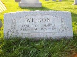 Francis Eugene Frank Wilson